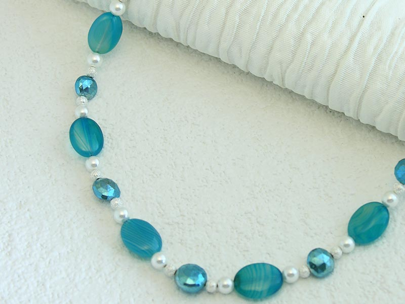 Sparkling Seas Necklace