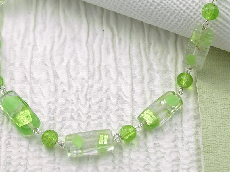 Limelight Necklace