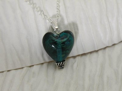 teal-stardust-heart-necklace
