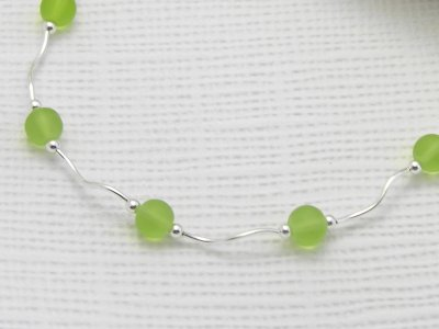 lime-ripple-necklace
