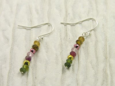 tourmaline-pyrite-rondelle-earrings