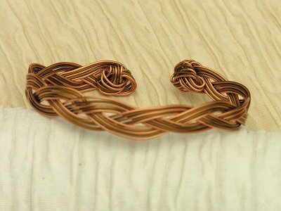 copper-shadow-plaited-bangle