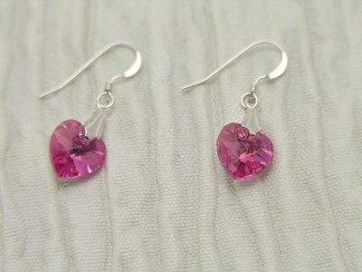 rose-heart-earrings